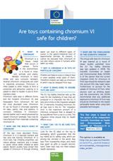 Chromium foldout