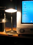 Lamps used close to the skin could cause problems for