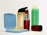 Fragrance ingredients are found in cosmetics and other consumer 								products.