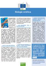 Biología sintética foldout
