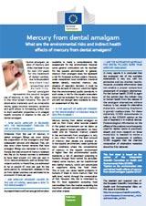 Mercurio procedente de amalgamas dentales foldout