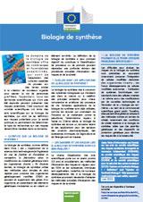 Biologie de synthèse foldout