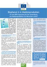 Bisphenol A foldout