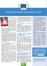 Metall-auf-Metall-Hüftimplantate foldout