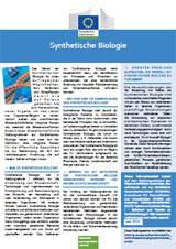 Synthetische Biologie  foldout