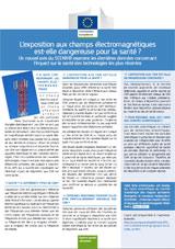 Champs électromagnétiques foldout