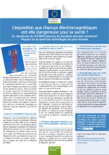Exposition aux champs électromagnétiques foldout
