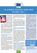 Prothèses de hanche métal-métal foldout